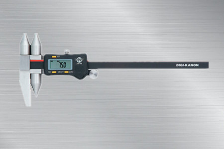 日本KANON数显孔距卡尺E-RM20J