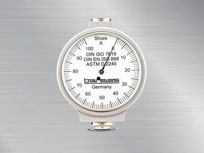 德国bareiss HP橡胶硬度计A型