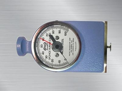 美国PTC泡沫和海绵橡胶硬度计302SL