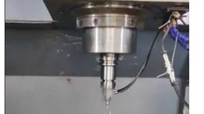 CNC机床喷丝板钻孔装什么高速主轴合适?