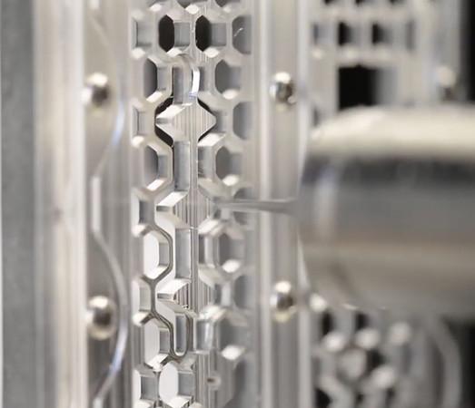 铝件铣削加工