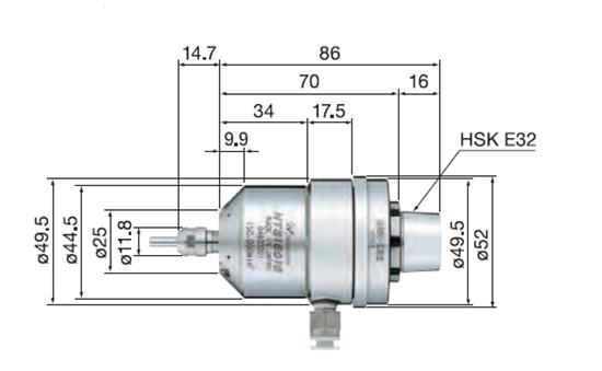 HTS1501S-HSK E32尺寸图