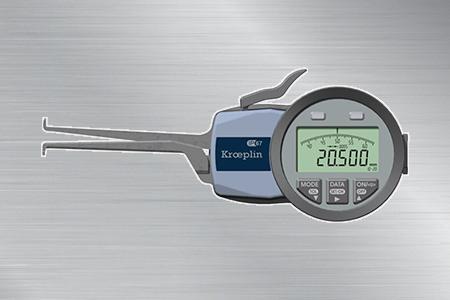 德国kroeplin三点式内测卡规G210P3