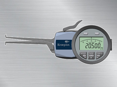 德国kroeplin内测卡规G210P3