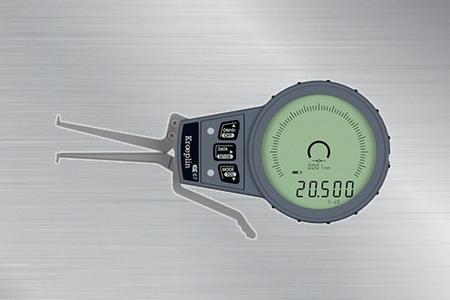 德国kroeplin指针式内径卡规G005