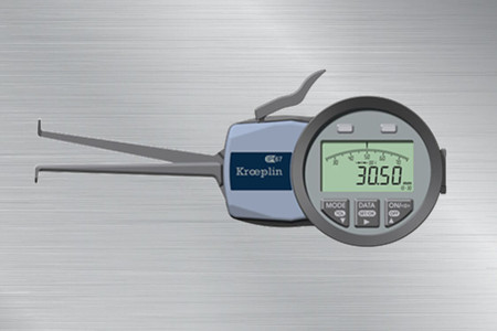 德国KROEPLIN内卡规G210