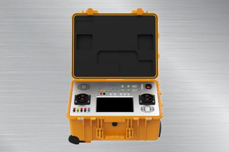 TD1320电动汽车充电机现场测试