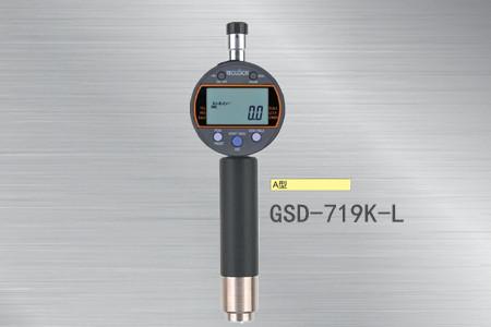 日本得乐数显型橡胶硬度计GSD-719K-L