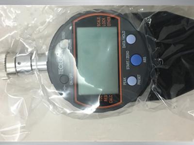 日本得乐数显橡胶硬度计GSD-719K