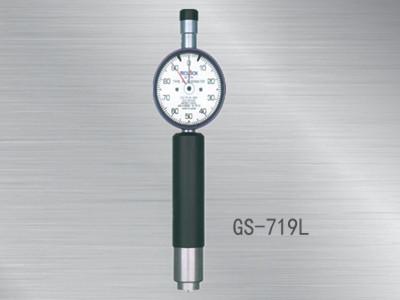 日本得乐长脚型橡胶硬度计GS-719L