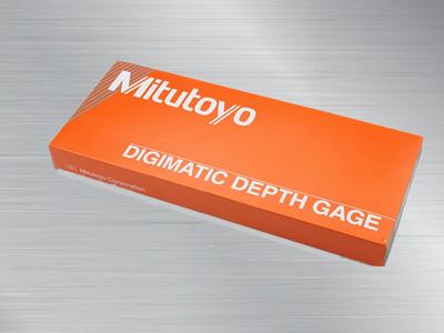 日本三丰数显深度卡尺