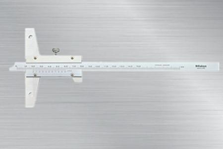 日本三丰游标深度卡尺527-201