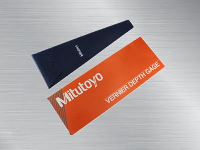 日本三丰mitutoyo游标深度卡尺527-101
