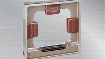 日本RSK框式水平仪检验机床垂直面的好帮手!