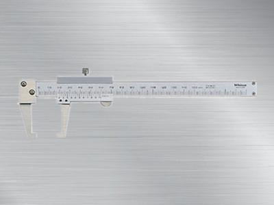 日本mitutoyo三丰外凹槽卡尺536-151