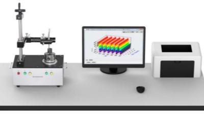 表面磁场分布测量系统,TD8411三维显示表磁分布测试系统