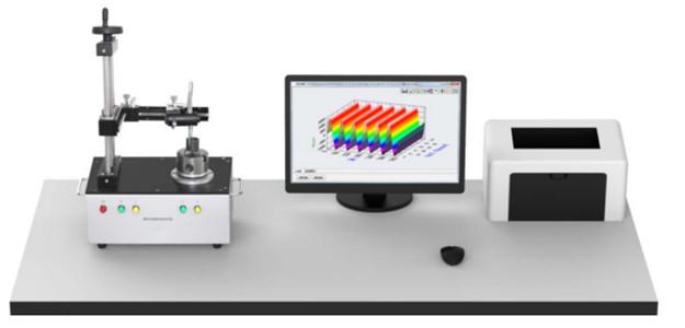 TD8411表磁分布自动测试系统