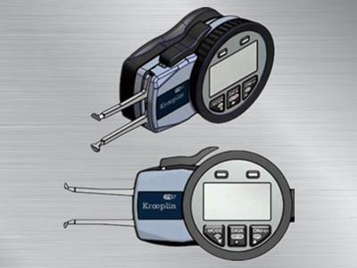 KROEPLIN喷雾罐专用卡规电子式AE2100
