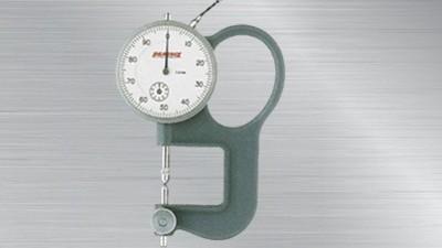 镜片厚度测量用什么工具好?日本孔雀镜片厚度计帮助您