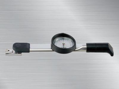 东日可换头刻度盘式扭力扳手SCDB50N-9X12S