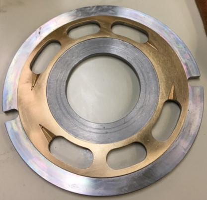 液压泵阀板
