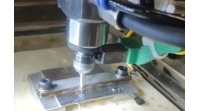 钻微孔0.01mm需NAKANISHI高频铣高转速高精度