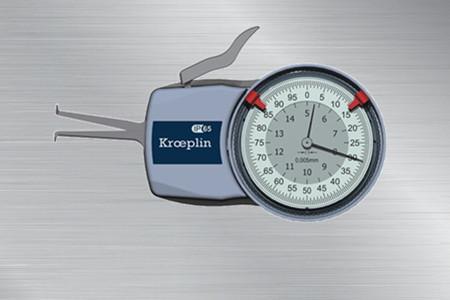 德国kroeplin内测卡规H105