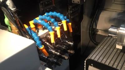 什么工件需要NAKANISHI高速电主轴进行加工?