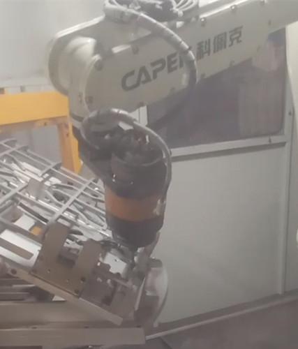 机器人去毛刺加工