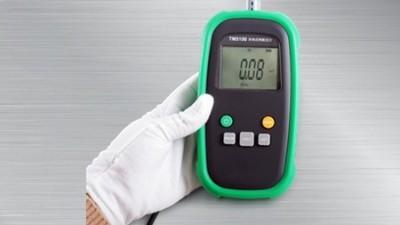 测永磁材料表面磁场,TM5100手持式高斯计可以