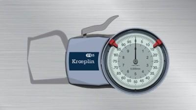 德国Kroeplin外卡规教你如何测量外径尺寸又快又准?