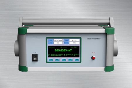 TD8680高精度特斯拉计