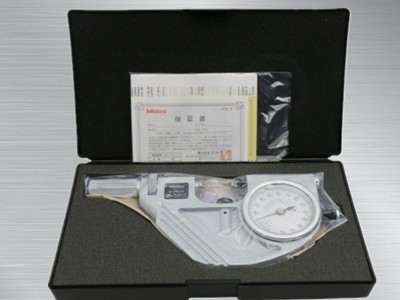 日本三丰快速杠杆卡规523-121
