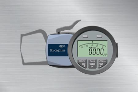 德国Kroeplin外卡规C110S