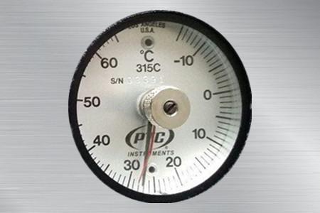 315CL美国PTC磁性表面温度计