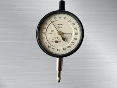 日本三丰Mitutoyo指针式千分表2109S-10