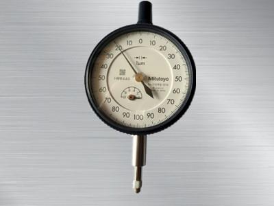 日本三丰Mitutoyo指针式千分表2109S