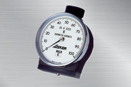日本ASKER高分子橡胶硬度计E型