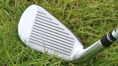 高尔夫球头纹路是使用NAKANISHI高速电主轴雕刻而成