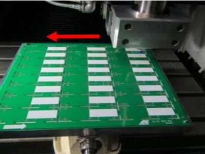 NAKANISHI分板机主轴,切割分板PCB有多种加工方案
